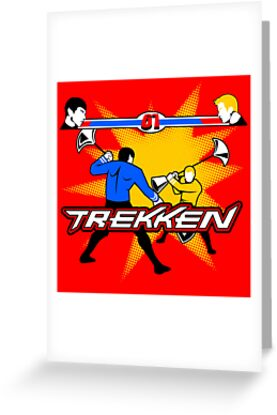 TREKKEN by Everdreamer