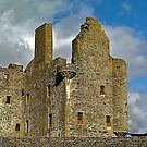 Scalloway Castle ??? by Nancy Richard