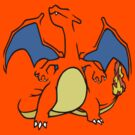 Charizard 2 by dreamlandart