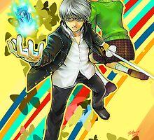 Persona 4 by meomeo