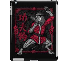 HKP, The Kung Fu Mutt! iPad Case/Skin