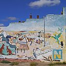 Mural, Cootamundra, New South Wales, Australia by Margaret  Hyde