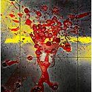 Cherry Splash by Mark Ross