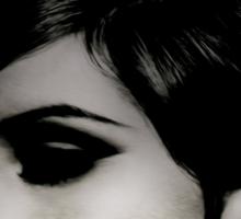 Barbra Streisand Promo Poster / Mixed Media Sticker