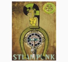 Rise Of Steampunk by Tickleart