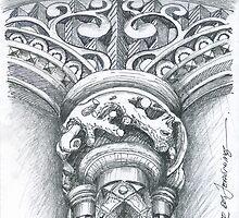 colum detail by terezadelpilar~ art & architecture