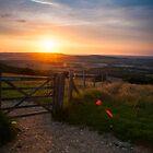 firle beacon by James Calvey