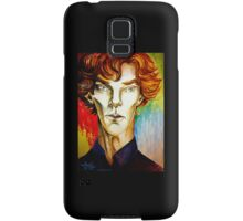 Sherlock: A Study in Colour Samsung Galaxy Case/Skin