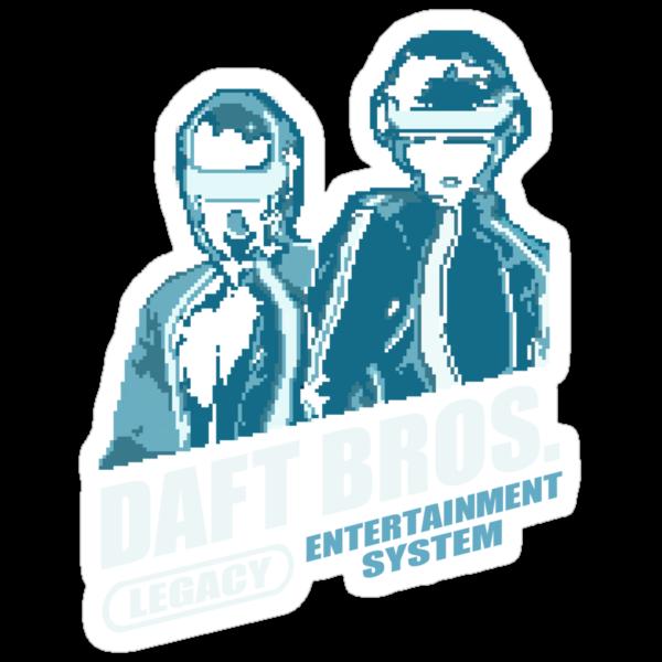 Daft Bros Legacy by Baznet