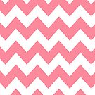 &gt;&gt;chic.chevron&lt;&lt; - pink&amp;white by designsbyjenn