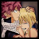 Nalu hug by lulujweston