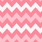 &gt;&gt;chic.chevron&lt;&lt; - monochromatic pink by designsbyjenn