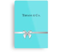 Tiffany & Co. Metal Print