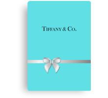 Tiffany & Co. Canvas Print