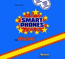 Super Powers Smart Phone by Jake Kesey