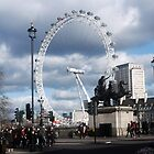 The London eye by modohunt