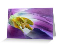Requiem For A Tulip Greeting Card