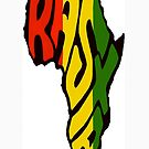 RASTA NATION by Marina Wainwright