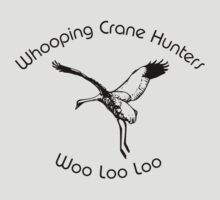 Whooping Crane Hunters by updraft419
