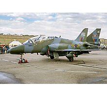 Hawker-Siddeley Hawk T.1 XX352 Photographic Print