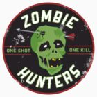 Zombie Hunters by stcoraline