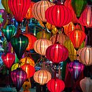 Vietnam. Hoi An. Old Town. Lanterns. by vadim19