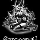 Glamour Ghouls  by ScreamingDemons