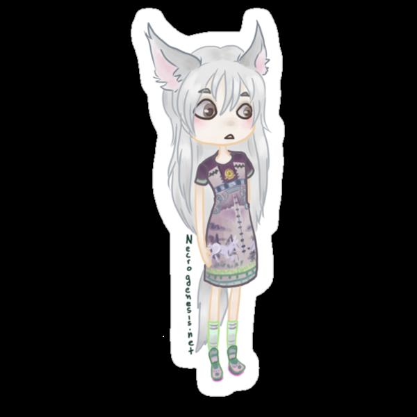 Fashion Para Chibi by Necrogenesis