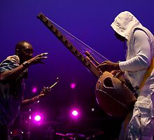 Afro Celt Sound System @ Womad, March '11 by bjwok
