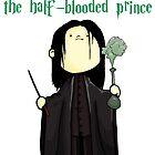 the half-blooded prince by Bantambb