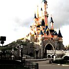 Sleeping Beauty's Castle - Paris by tiffsho