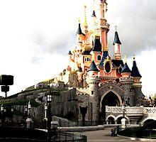 Sleeping Beauty's Castle - Paris by tiffsho