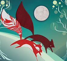 Moondance by Zsuzsa Goodyer