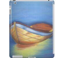 Kashti (Lonely Boat) iPad Case/Skin