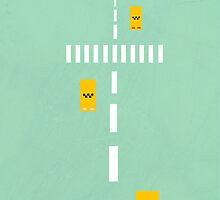 NYC ROAD by mangen