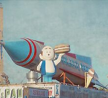 Astroland Park Retro by Jane Garratt