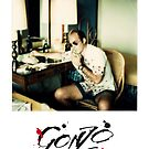 Gonzo - Hunter S. Thompson - Polaroid Portrait by Thug