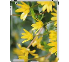 Dancing Buttercups iPad Case/Skin