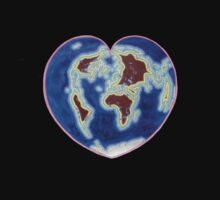 Love Our Earth by David Fraser