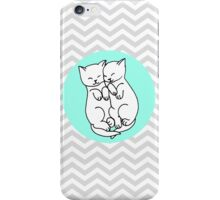 Congratulations on the birth of your twins! iPhone Case/Skin