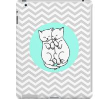 Congratulations on the birth of your twins! iPad Case/Skin