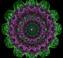 Perfection Mandala by shoffman