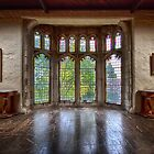 The Baywindow - Montsalvat by Hans Kawitzki