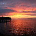 LKN Sunset by MEParnell