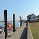 East Quay, Wells by Ian Lyall