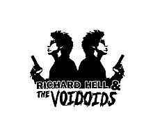 Richard Hell Photographic Print