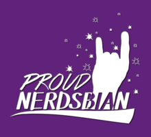 Proud to be a Nerdsbian T-Shirt
