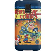 Warp Zone Comics Samsung Galaxy Case/Skin