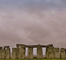 Majestic Stonehenge by Shiva77