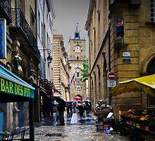 Tour de l'Horloge Aix-en-Provence by Thomas Barker-Detwiler